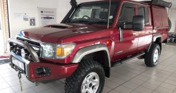 2020 Toyota Land Cruiser 79 4.5D LX V8 D/C For Sale In Mpumalanga